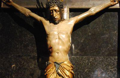 "Pologne : le crucifix miraculeux  de Baryczków"" Varsovie."