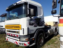 TRR Tracteur Scania 530 Chv V8 Camion