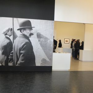 Henri-Cartier Bresson au Centre Pompidou (# Paris 3)