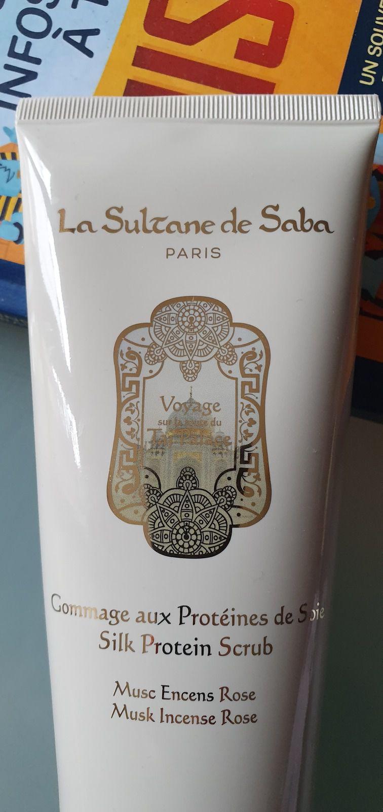 Un voyage olfactif avec La Sultane de Saba