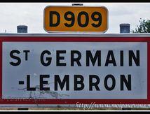 St Germain Lembron - Tour de France 2011