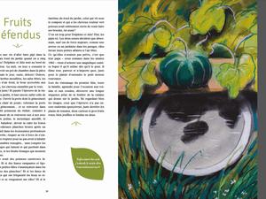 Lecture : Nos jardins secrets de Dominique Brisson et isabel Asúnsolo
