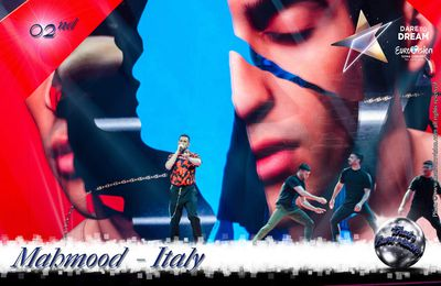 Italy 2019 - Mahmood - 2nd