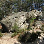 Randonnée dans le massif des Trois Pignons : en passant par le Rocher du Guetteur, les Sables du Cul du Chien, le Diplodocus et le Rocher de la Tortue - Le blog d'Hunza : mes plus belles randonnées en montagne et ailleurs