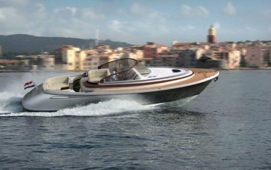 Nouveautés moteur 2013 - l'Osprey 34, un yacht de poche