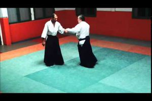 Vidéo d'aikido :  AÏKIDO Christian Borie Ushiro Ryote Dori