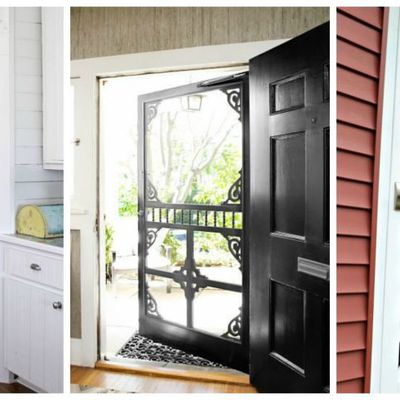 Custom Screen Doors — Beauty and Function in One