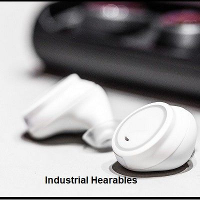 World Industrial Hearables Market Top Players Analysis Report 2025