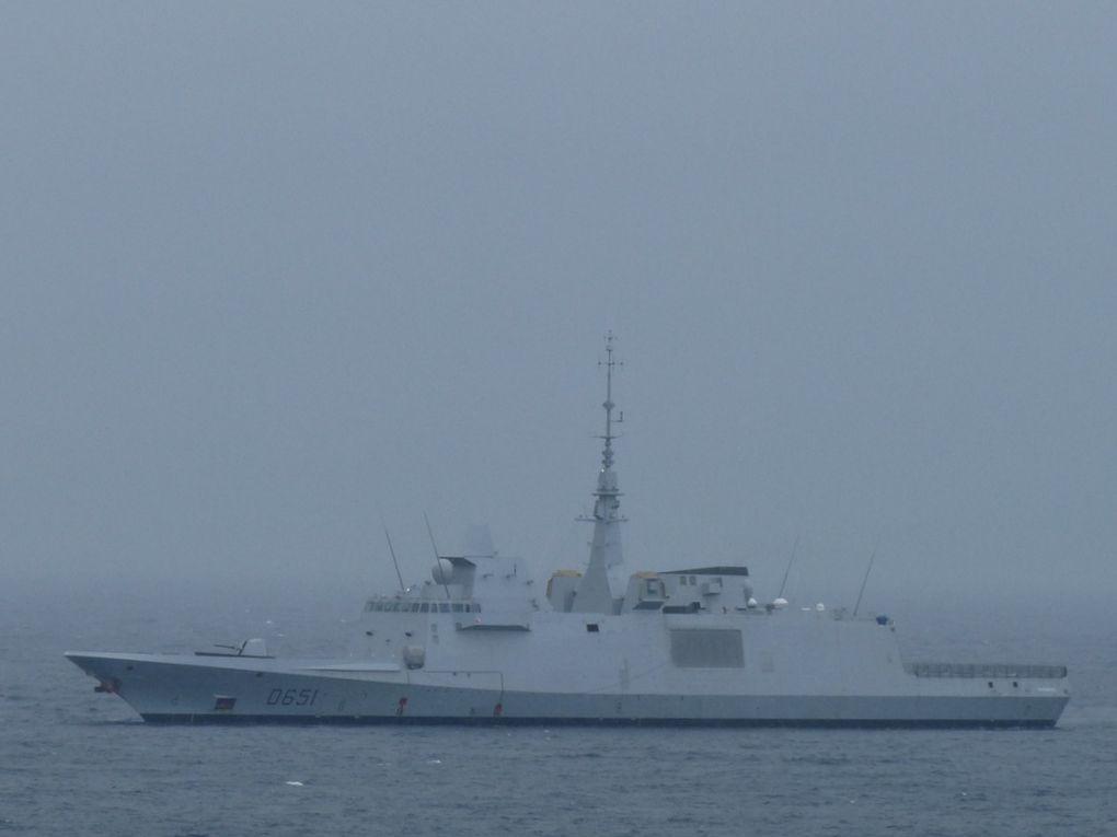 NORMANDIE  D651, frégate européenne multi missions  , FREMM.