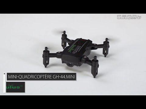 Un mini drone pour l'intérieur avec une caméra ! Un jouet sympa