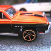 67 PONTIAC GTO 1967 HOT WHEELS 1/64 - car-collector.net