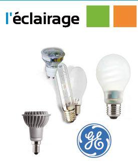 Besoin de lampes ? Melpro a votre solution avec GE Lighting !