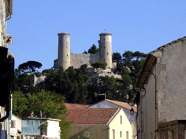 Diaporama du château de Châteaurenard
