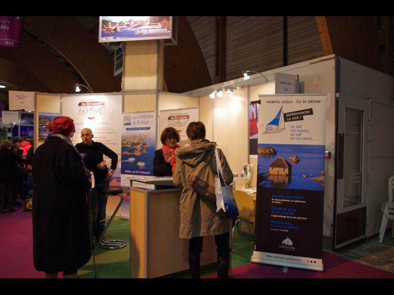 du 2 au 4 Mars, le parc des expositions de Rennes Saint-Jacques, recevait le salon du Tourisme, avec comme invité d'honneur, la Tunisie.