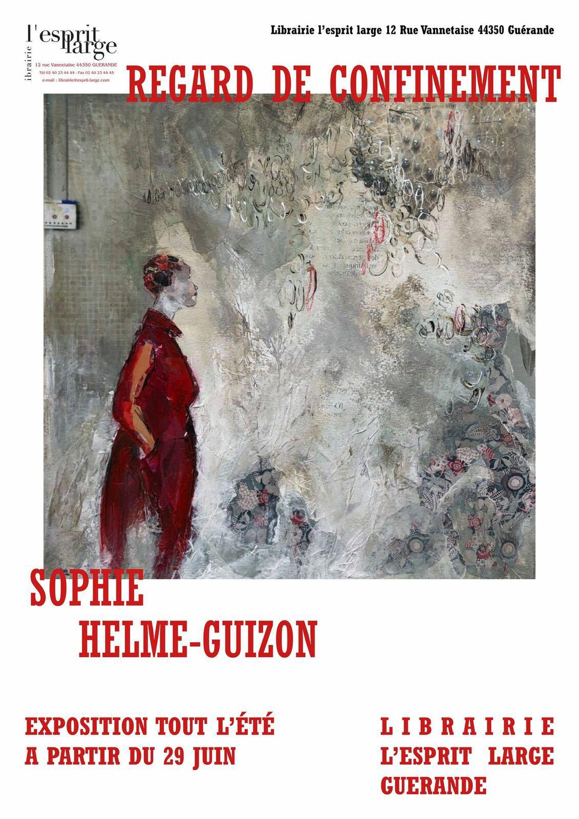 Exposition Sophie Helmé-Guizon