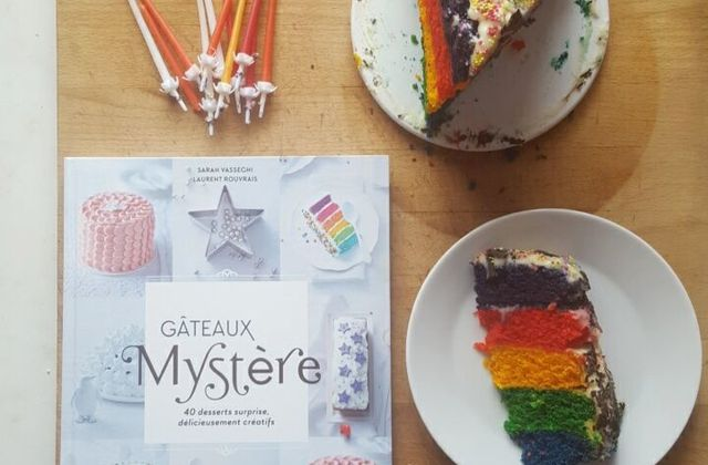 Gâteaux Mystère et ses 11 ans