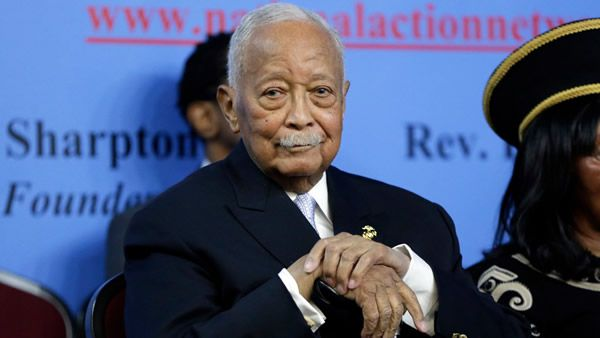David Dinkins, New York City's first Black mayor, dies at 93