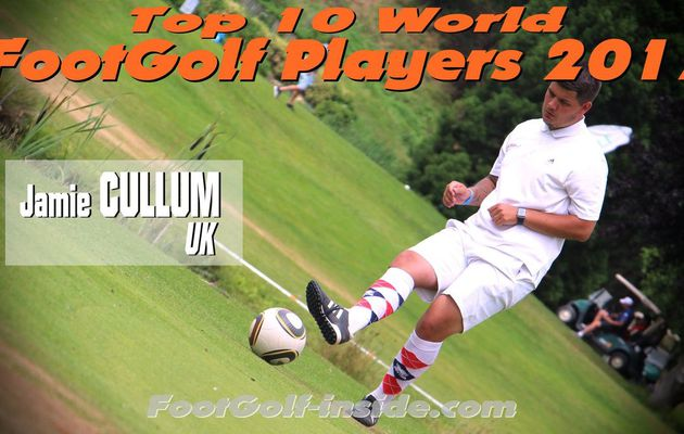 Top 10 players 2017 : Jamie CULLUM
