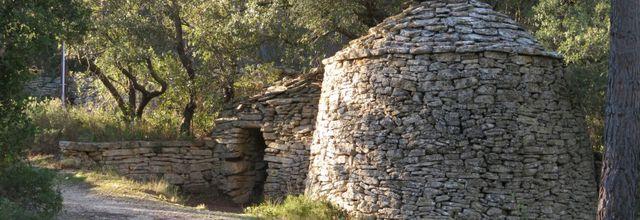 Les bories de Cornillon-Confoux / Balade dans les Bouches-du-Rhône