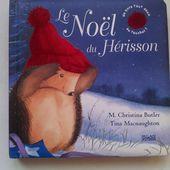 Le Noël du Petit Hérisson