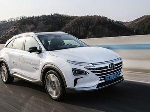 Hyundai annonce les chiffres de son Nexo !
