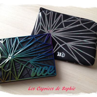 ~ Palette Vice 4 d'URBAN DECAY ~