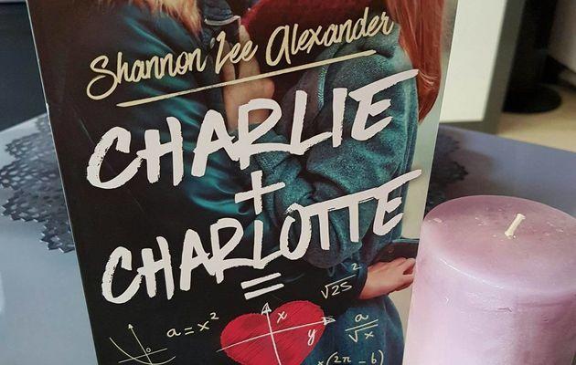 Charlie + Charlotte - Shannon Lee Alexander