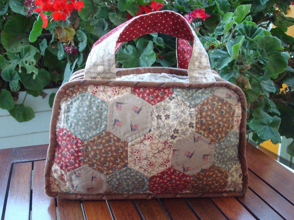 Pochettes et sacs