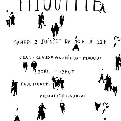 Hiouppie - expo 3 juillet 2021