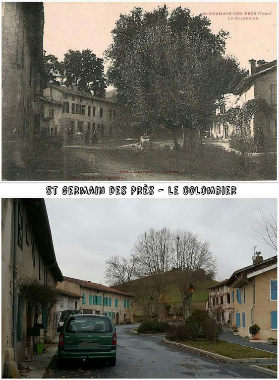 Saint Germain des Près, Tarn 《7》~