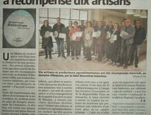 Corse Matin (Label Rencontres Balanines)