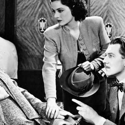Le mercredi c'est Ciné papy. Avant de partir aux USA, Hitchcock s'amusait à faire de l'Agatha Christie. Sa miss Marple à lui s'appelle miss Froy