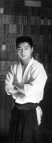 Démonstration de Yamada Yoshimitsu senseï en 1964!