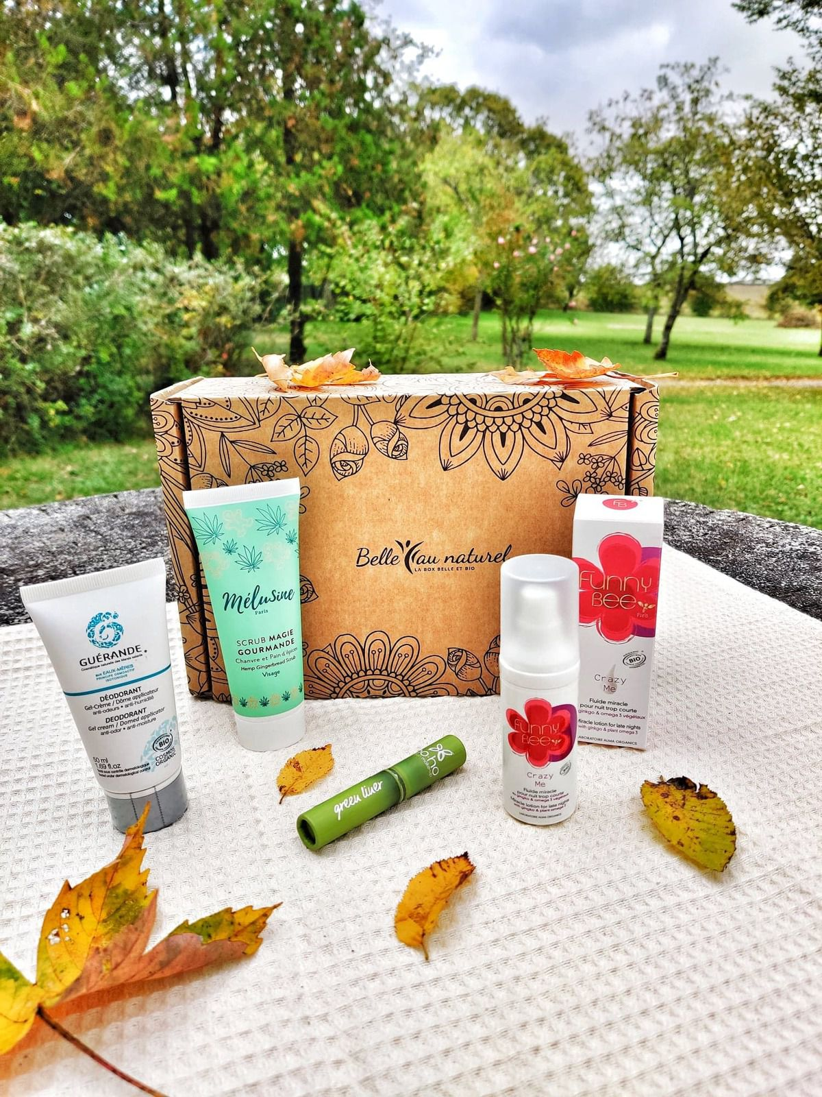 Box belle au naturel unboxing