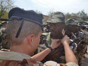 photo EUTM Mali
