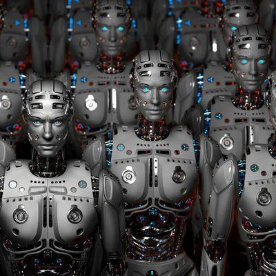 Les robots perdront