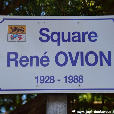 Square René Ovion - Dunkerque 07 2020