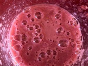 crème rose-framboise-litchi