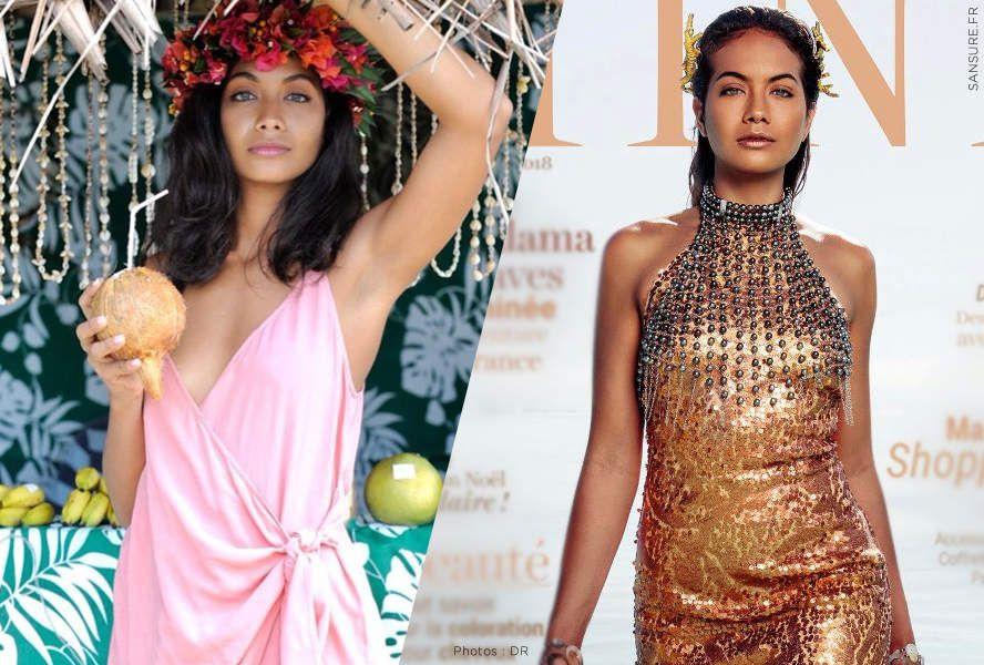 Les plus belles photos de Vaimalama Chaves (diaporama) #MissFrance2019