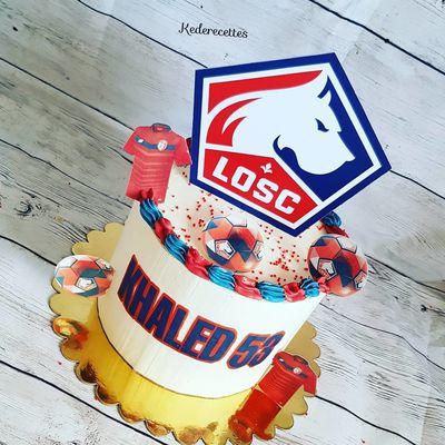 Layer Cake LOSC LILLE
