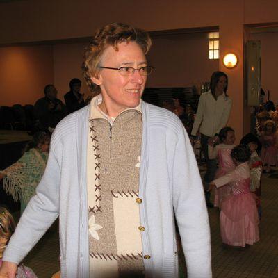 Joyeuse retraite, Madame LEROY....