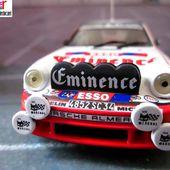 FASCICULE N°35 PORSCHE 911 SC 1982 MONTE CARLO BJORN WALDEGARD ET HANS THORSZELIUS. - car-collector.net
