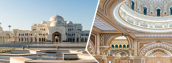 Tourist Can Now Visit Abu Dhabi's Magnificent Presidential Palace