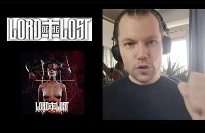VIDEO - Interview avec Klaas de LORD OF THE LOST pour la sortie de Swan Songs III
