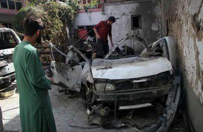 """""""Erreur tragique"""" : Les États-Unis admettent avoir tué 10 civils, dont 7 enfants, dans une attaque de drone à Kaboul (Yahoo News)"""