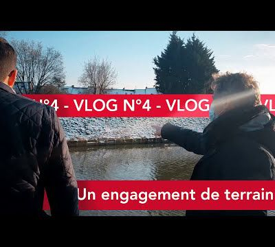 VLOG EPISODE 4 : Un engagement de terrain