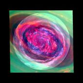 Gawk at new images of Saturn's super-sized hurricane - CNET Mobile