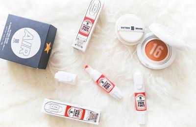 16 Brand - La marque coréenne Trendy