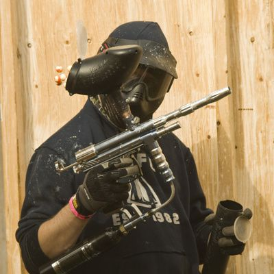 Wo kann man in Hannover Paintball spielen?