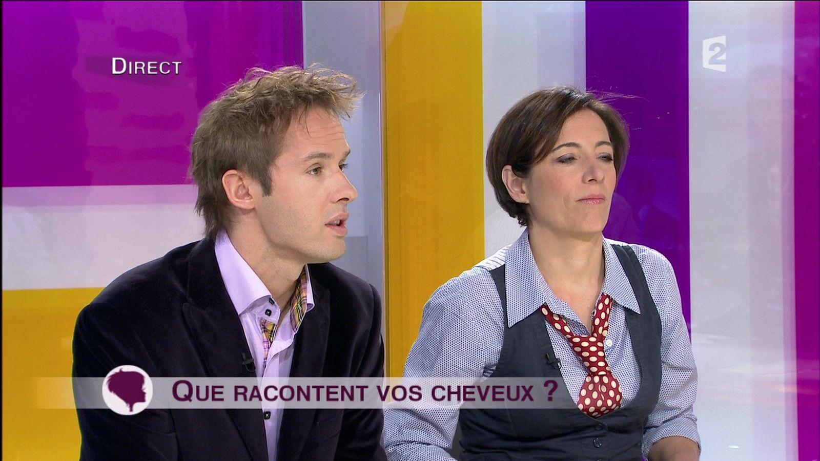 11-03-2010 - Laurence Dorlhac, sa cravate à poids